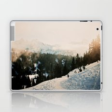 Winter Mountain Hike Laptop & iPad Skin
