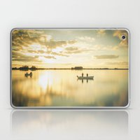 Ghosts on a Boat Laptop & iPad Skin
