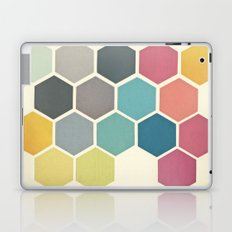 Honeycomb II Laptop & iPad Skin