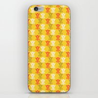 Happy Retro 3 iPhone & iPod Skin