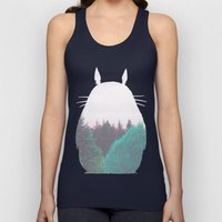 Troll of the Dreamland Forest Unisex Tank Top