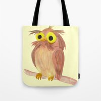 The Nice Owl Tote Bag