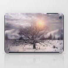 Lone Tree Love II iPad Case