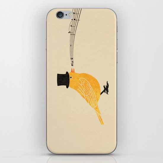 Classical Canary  iPhone & iPod Skin