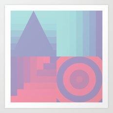 BoxA Art Print