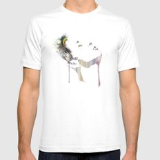 Imprint Mens Fitted Tee White SMALL