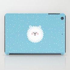 Sleeping Polar Bear iPad Case