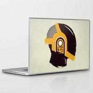 Daft Punk - RAM (Guy-Man… Laptop & iPad Skin