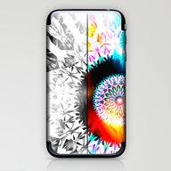 SOLANACEAE iPhone & iPod Skin