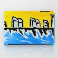 A Beach iPad Case