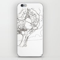 Let It Be Like Breathing iPhone & iPod Skin