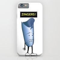 Depressed Zinger iPhone 6 Slim Case