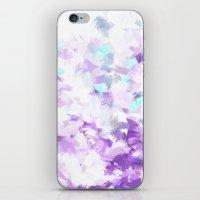 LIGHT BLOSSOMS II iPhone & iPod Skin