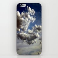 Cloud Formations iPhone & iPod Skin