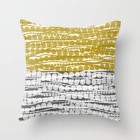 niska Throw Pillow