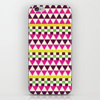 carlota iPhone & iPod Skin