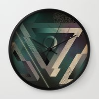 Void 43 Wall Clock