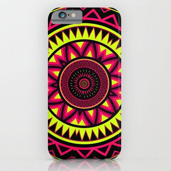 Mandala - Navajo dance iPhone & iPod Case