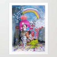 Bulgarian Wish  Art Print