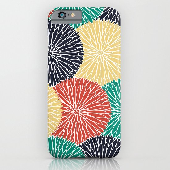 Flower Infusion 2 iPhone & iPod Case