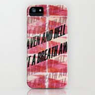 HEAVEN&HELL3 iPhone (5, 5s) Slim Case