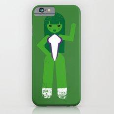 She Hulk Slim Case iPhone 6s