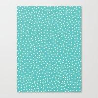 Dots. Canvas Print