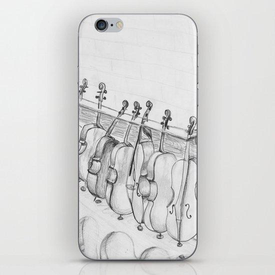 Cellos iPhone & iPod Skin