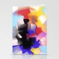 brush2 Stationery Cards