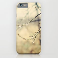January rain iPhone 6 Slim Case