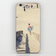 surfing Portugal iPhone & iPod Skin