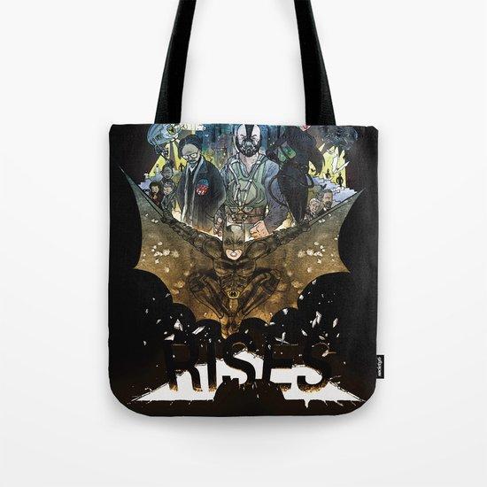 you're COLOR rises Tote Bag