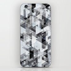 Marble madness iPhone & iPod Skin