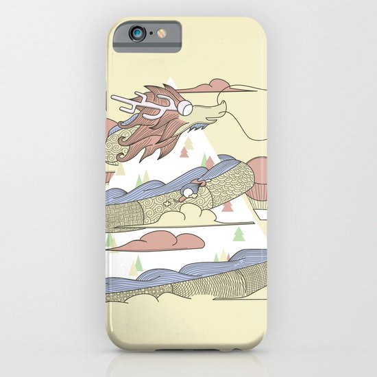 Dragon ride iPhone & iPod Case