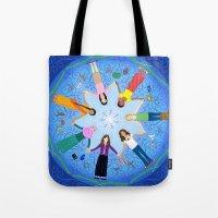 Plea for Peace Tote Bag