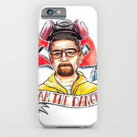 iPhone & iPod Case featuring Breaking Bad  by Tiffany Willis