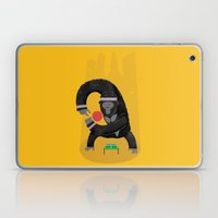 King Kong Ping Pong Laptop & iPad Skin