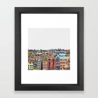 My Amsterdam Framed Art Print