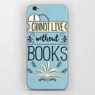 I Cannot Live Without Bo… iPhone & iPod Skin
