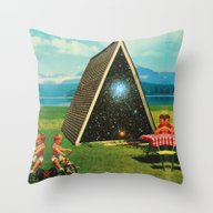 Picnic Day  Throw Pillow