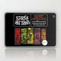 Stop, Drop And Do A Barr… Laptop & iPad Skin