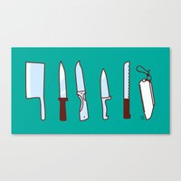 Tools Canvas Print