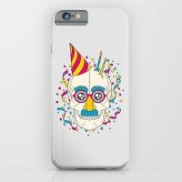 happy birthday iPhone & iPod Cases featuring Happy Birthday by John Tibbott