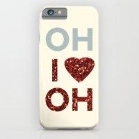 I Love Ohio iPhone 6 Slim Case