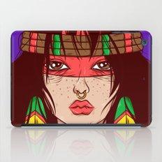 Dangerous Girls - Indian  iPad Case