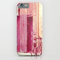 iPhone & iPod Case featuring Pedal by Maite
