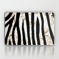 Tyger Stripes Laptop & iPad Skin
