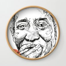 Muddy Waters - Get your mojo! Wall Clock