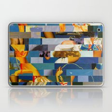 Shiver Me Ikea Timbers (Provenance Series) Laptop & iPad Skin