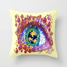 Eye-Sea 075 Throw Pillow